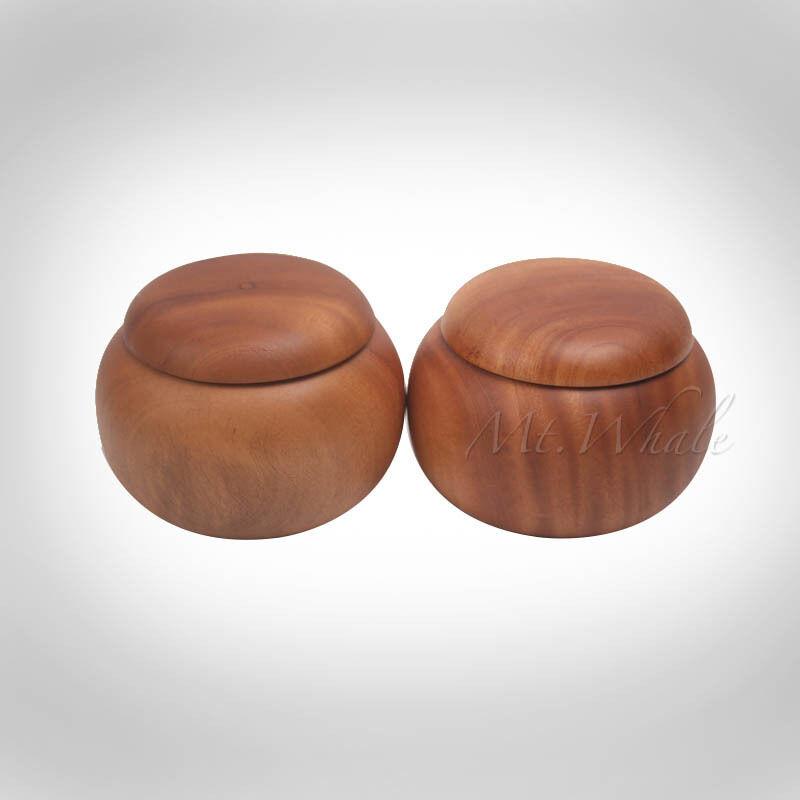 6 Six Brougehers Buduk Go Weiqi Bowls Rose  bois lumière  meilleure qualité meilleur prix