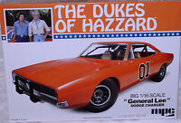 Mpc 1/16 Scale The Dukes Of Hazzard General Lee Plastic Car Model Kit 0752