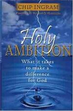 NEW - Holy Ambition: What it Takes to Make a Difference for God