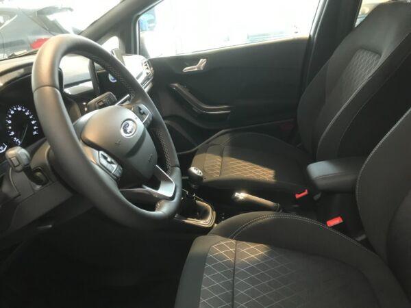 Ford Fiesta 1,0 EcoBoost mHEV Active billede 6