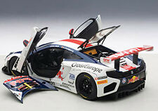 Autoart MCLAREN 12C GT3 RED BULL S.LOEB/A.PARENTE #9 1/18 Scale. New In Stock!