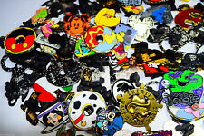 DISNEY TRADING PIN 100 LOT NO DOUBLES HIDDEN MICKEY LIMITED EDITION FREE SHIP