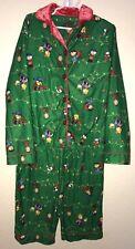 girls size 78 christmas peanuts snoopy pajamas sleepwear 2 pc set charlie brown