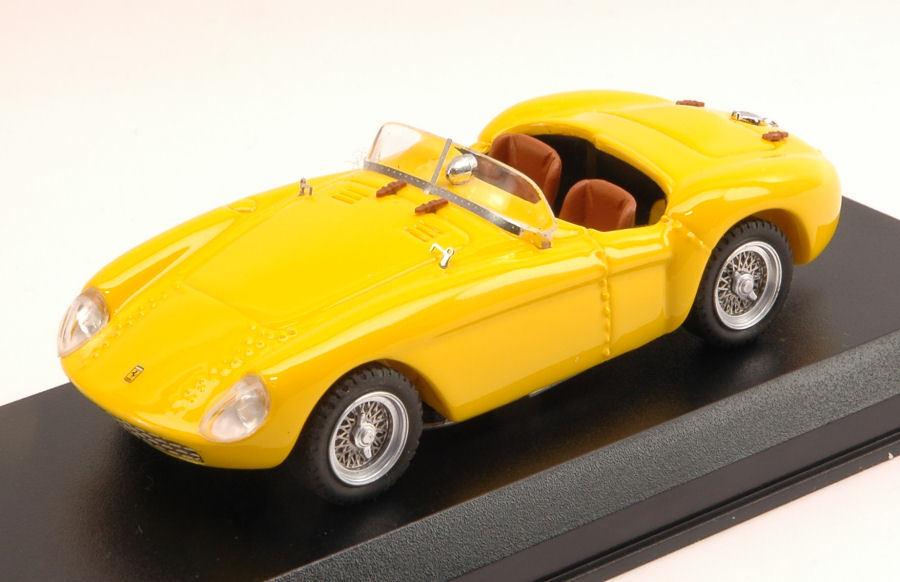 Ferrari 500 Mondial 1954 Prova jaune 1 43 Model 0331 ART-MODEL