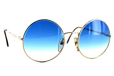 Sunglasses Rund 134-20 Rarität Den Speichel Auffrischen Und Bereichern Kleidung & Accessoires Sinnvoll Conquistador Sonnenbrille Sonnenbrillen & Zubehör