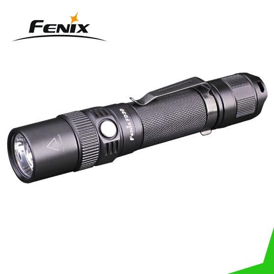 New Fenix FD30 Cree XP-L HI 900  Lumens Zoomable LED Flashlight ( 18650, CR123A )  for cheap