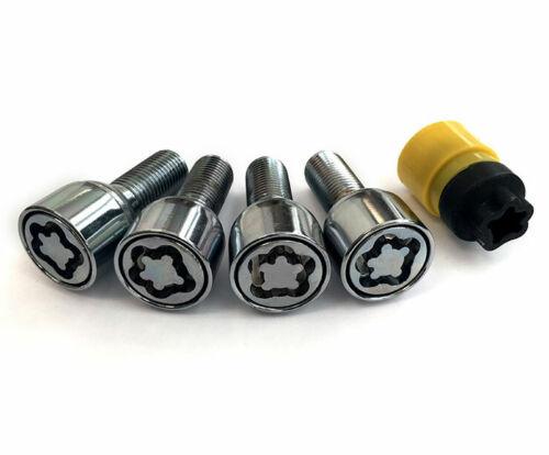 12x1.50 32mm conique 17//19 hex qualité premium verrou boulon saab