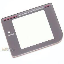 NEW Game Boy Screen Lens Replacement Plastic Original DMG-01 GameBoy Grey - UK