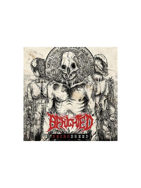 BENIGHTED - Necrobreed * CD * 0822603140620