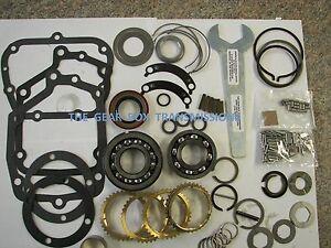 Muncie-Transmission-Rebuild-Kit-amp-Nut-Wrench-1963-M20-M21