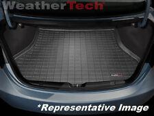 WeatherTech Cargo Liner Trunk Mat - Toyota Echo - 2000-2006 - Black