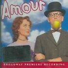 Broadway Premier Recording Amour CD 2008