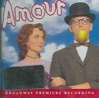 Amour Broadway Premier Recording Audio CD