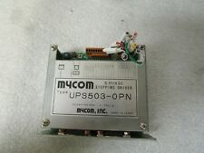 Mycom 5 Phase Stepping Driver Ups503 0pn