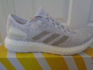 Adidas Pureboost Sneaker Uomo Scarpe da ginnastica S81991 UK 10 EU 44 2/3 US 10.5 Nuovo Scatola