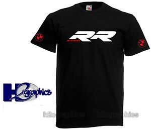 New-Mens-BMW-S1000RR-Tribute-T-Shirt-Sizes-Small-to-3XL-Choice-Of-Colours