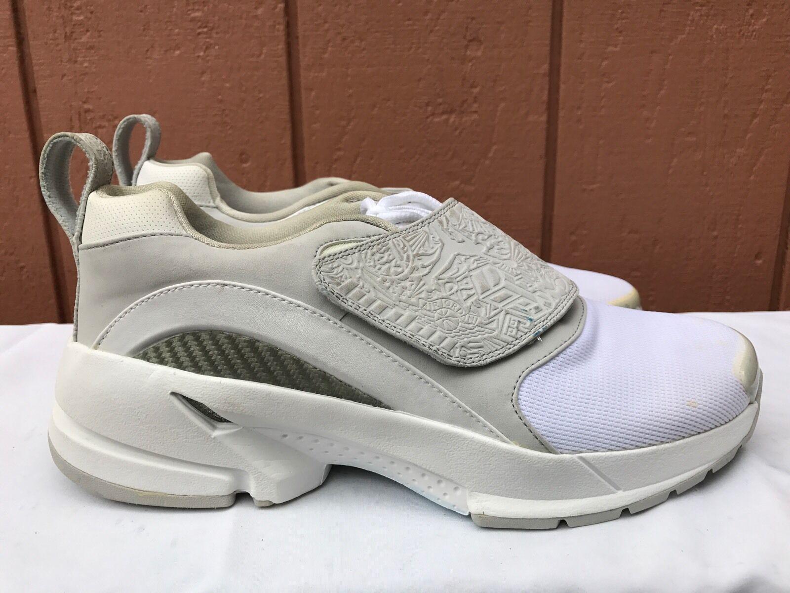 Men's Nike Air Jordan XX  Trainers 310145 162 White  Shoes Sneakers US 8.5