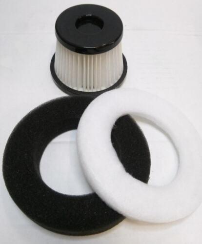 Ariete kit filtri HEPA per aspirapolvere  scopa 2763 2767 Cordless Cyclonic 22V