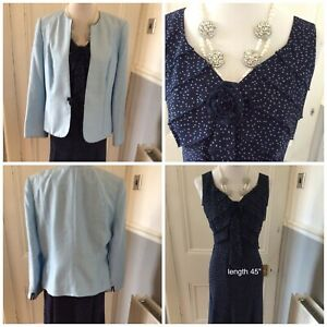 Jacques-Vert-NAvy-Dress-Monique-Silk-Mix-Dress-Pale-Blue-Jacket-14-Ec-Away-1-9