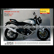 VOXAN 1000 ROADSTER 2004 - Fiche Moto MJ #362