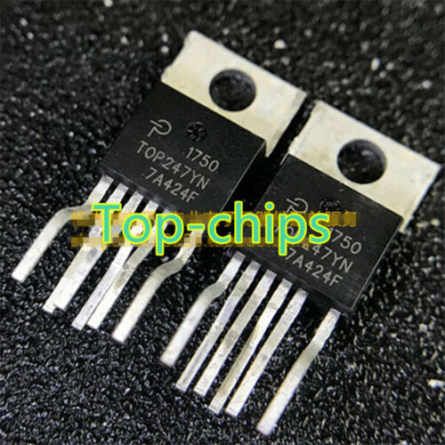 2PCS TOP247YN TO-220 TOP247 Off-line Switcher New