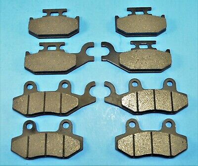 REAR BRAKE PADS FIT CAN-AM COMMANDER MAX 1000 2014-2017