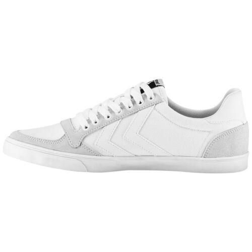Hummel Slimmer Stadil Tonale low Chaussures Sport Loisirs Baskets Blanc