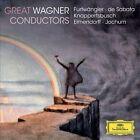 Great Wagner Conductors (CD, Mar-2013, 4 Discs, DG Deutsche Grammophon)