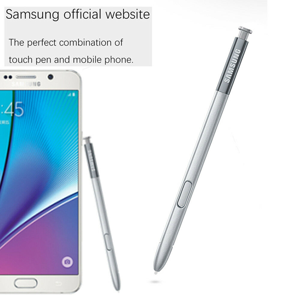 Note 5 ◎ Silver