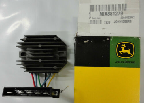 JOHN DEERE Voltage Regulator MIA881279 2243 415 670 770 790 870 970 F912 F915