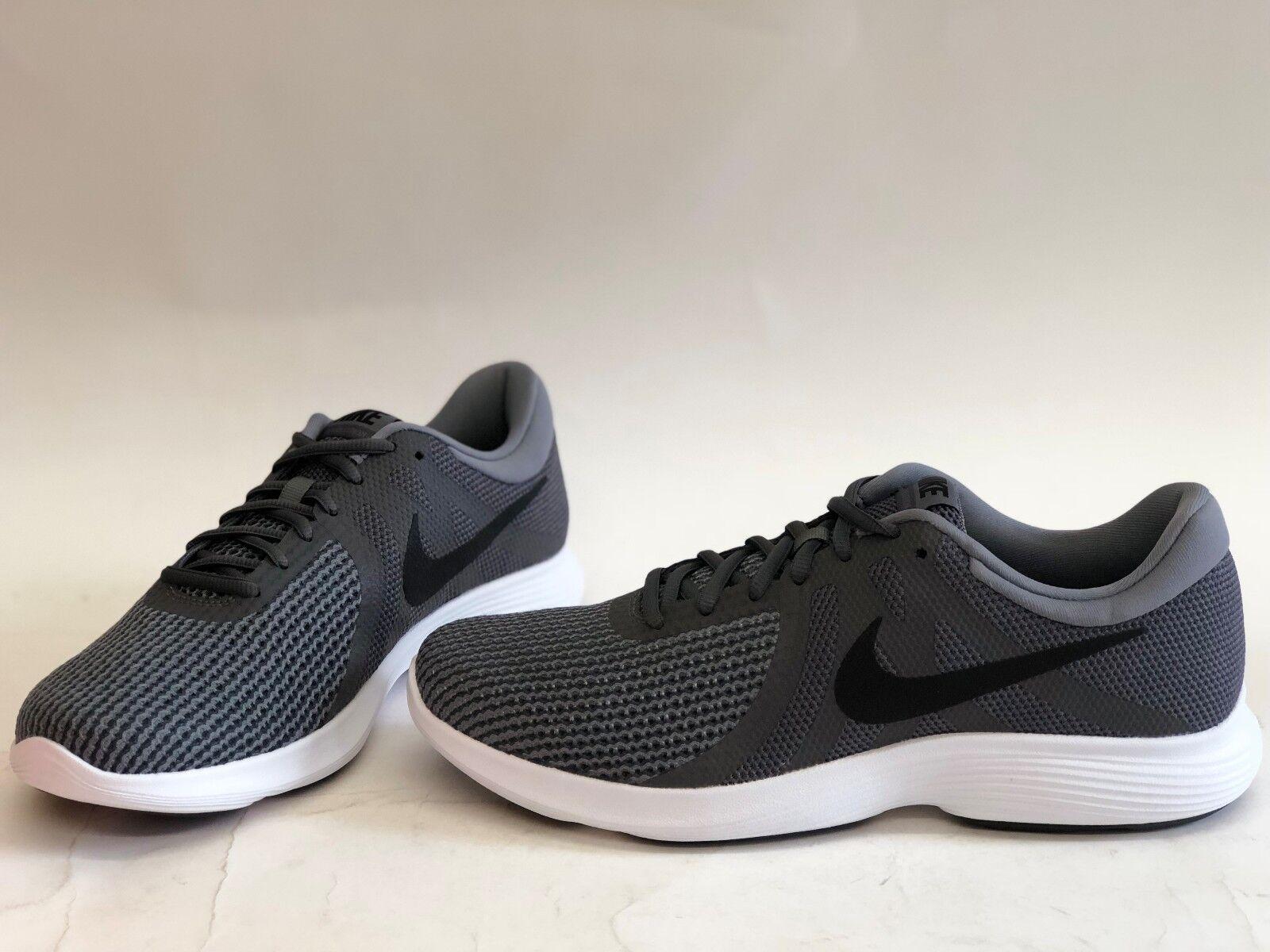 Pennino Uomo dimensioni 11,5 nike rivoluzione 4 in scarpe da ginnastica grigia 908988-010