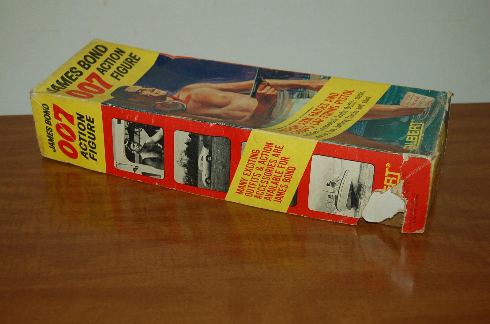 Gilbert James Bond- with Box - see pics