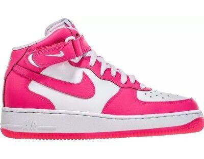 Nike Air Force 1 Mid Classic Encaja Basketball Zapatos Size 6Y Encaja Classic Mujeres 4ac866