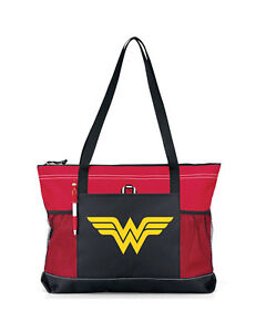 Totes Woman Wonder Gemline Zippered Select WbeH29EIDY