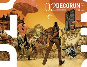 DECORUM #2 (OF 8) CVR B HUDDLESTON (MR) IMAGE COMICS