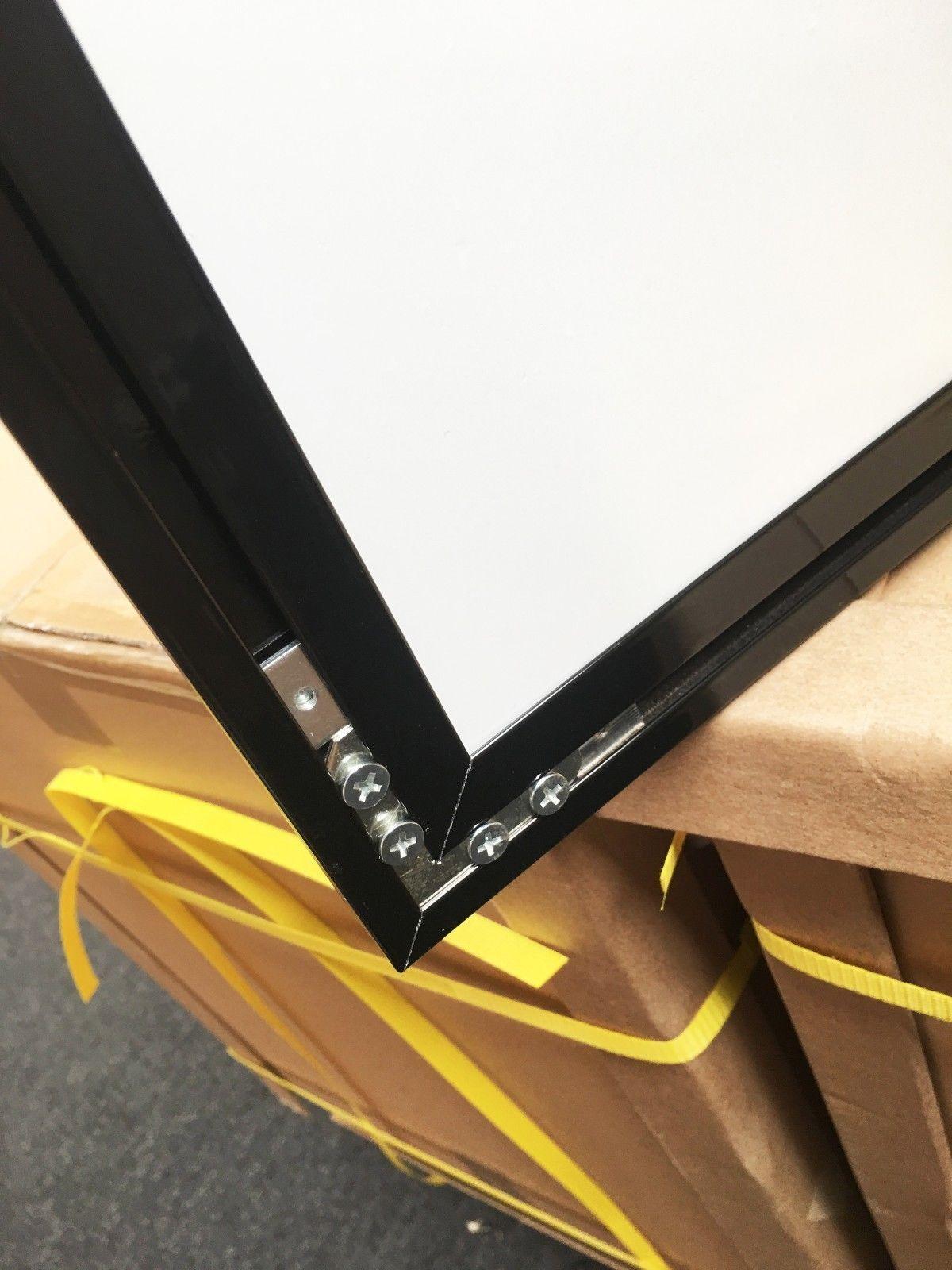 3XA2 3XA2 3XA2 Snap Marco Iluminado Cartel Vitrina kit de menú led caja al por mayor d4b97c