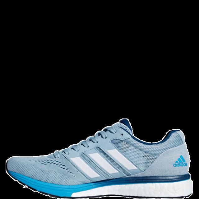 discount shop cheap prices latest adidas Adizero Boston 7 m Men's Light Blue Running Shoes Low Top Mesh B37380