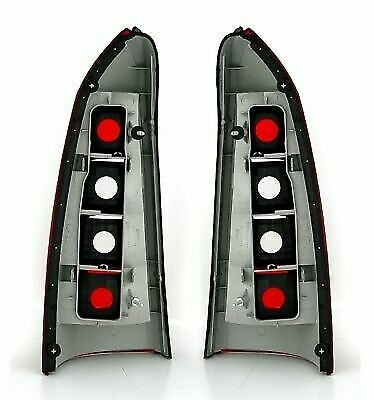 Retorno conjunto de luz en rojo Humo Para OPEL ASTRA G CARAVAN ESTATE Tail Lights