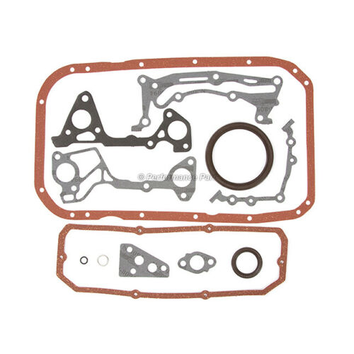 Fits 91-93 Dodge Stealth V6 3.0L Gasket Rings Bearings 6G72
