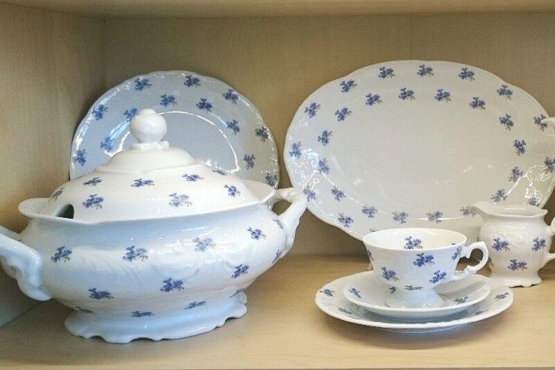 Service de Table  Service 6 Personnes 25 Parties Porcelaine Vaisselle Maison