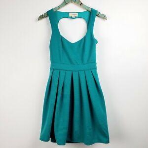 Amy Tunic Emerald Green
