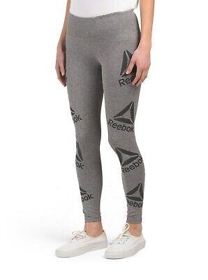 NWT $70 Women Reebok Leggings Yoga Active Crossfit Leggings Green Camo XS S M L