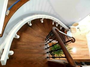 Need a used stair lift?! Installed with warranty. Also chair removals!! Acorn Stannah Bruno Stairlift Chairlift Glide Ottawa Ottawa / Gatineau Area Preview