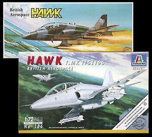 Fujimi-Italeri-1-72-BAe-Hawk-T-1