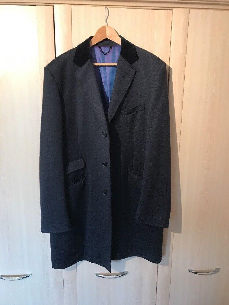 Savoy Taylors Guild Exclusive 44l 100% Wool Coat