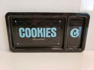 Cookies-SF-Clothing-Harvest-Club-Rolling-Tray-Version-I-Black-Berner-HTF