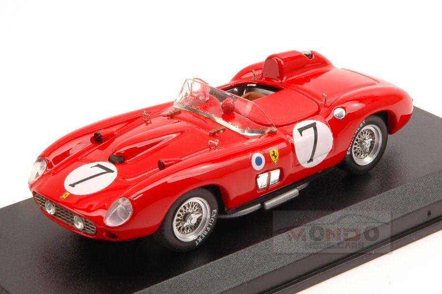 Ferrari 315 S   7 44Th Le Mans 1957 Hawthorn-Musso 1 43 Art Model ART184  marques de créateurs bon marché