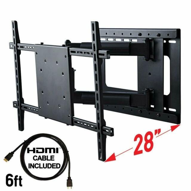 Aeon Stands and Mounts Compatible With VESA 600x400 Full Motion TV Wall  Mount 37