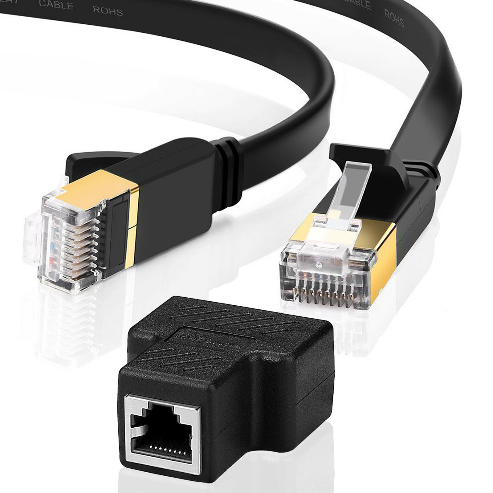 Networking Cables RJ-45, R MicroConnect 5M Cat5e RJ-45 to RJ-45 M//M