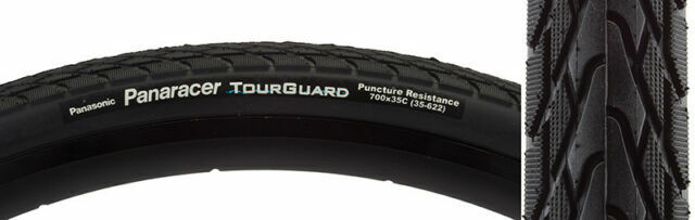 Panaracer Tourguard pneu Pan Tourguard 700x32 Wire BK//BK